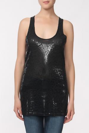 Майка джерси Givenchy. Цвет: черный