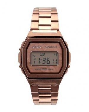Наручные часы CASIO. Цвет: медный