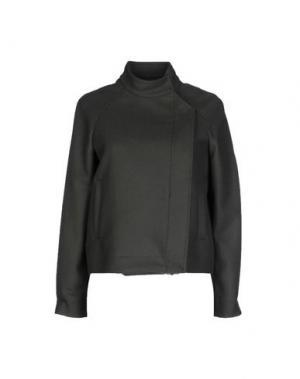 Куртка ADELE FADO. Цвет: свинцово-серый