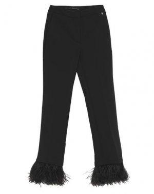 Укороченные брюки ANNARITA N. Цвет: черный