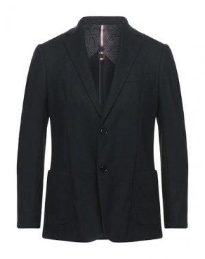 Пиджак STILOSOPHY INDUSTRY. Цвет: черный