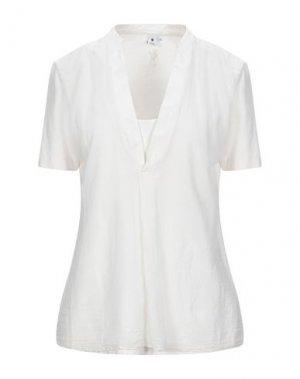 Блузка EUROPEAN CULTURE. Цвет: слоновая кость
