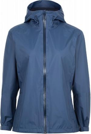 Ветровка женская Finder, размер 46 Mountain Hardwear. Цвет: синий