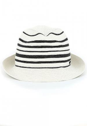 Шляпа EMPORIO ARMANI. Цвет: белый