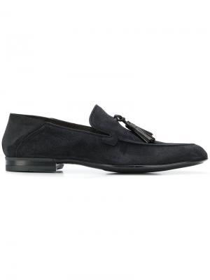 Tassel detail loafers Fabi. Цвет: черный