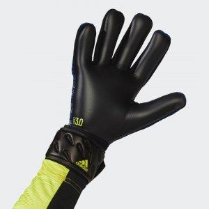 Вратарские перчатки Predator League Performance adidas. Цвет: белый