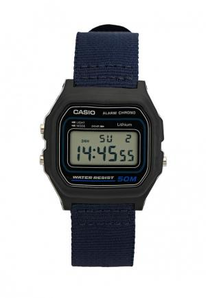 Часы Casio Collection W-59B-2A. Цвет: синий