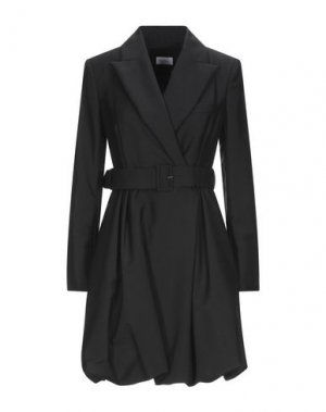 Короткое платье SALVATORE FERRAGAMO. Цвет: черный