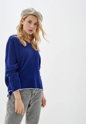 Пуловер Tantra. Цвет: синий