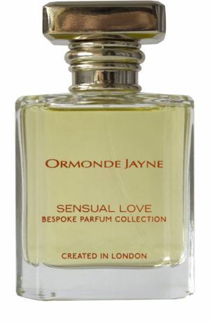 Духи Sensual Love Ormonde Jayne. Цвет: бесцветный