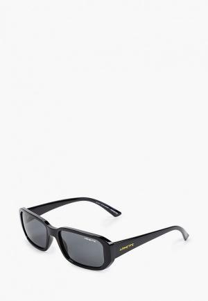 Очки солнцезащитные Arnette 0AN4265 41/87. Цвет: черный