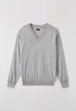 Пуловер Masteritsa New Classic. Цвет: серый
