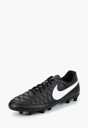 Бутсы Nike MAJESTRY FG FIRM-GROUND FOOTBALL BOOT. Цвет: черный