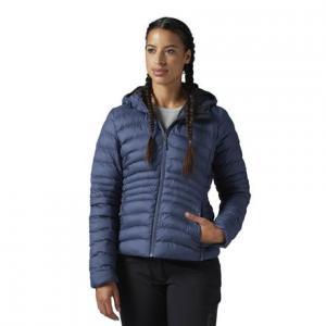 Утепленная куртка Outdoor Downlike Reebok. Цвет: smoky indigo