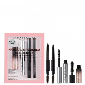 Natural and Polished Starter Kit (Various Shades) - Taupe Anastasia Beverly Hills