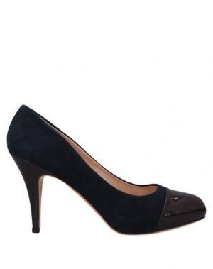 Туфли ARFANGO. Цвет: темно-синий