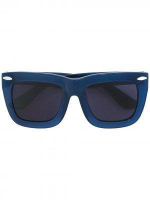 Солнцезащитные очки Statusii Grey Ant. Цвет: синий