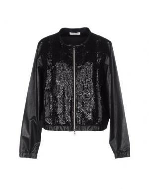 Куртка HOLLY GOLIGHTLY. Цвет: черный