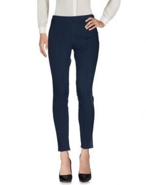 Повседневные брюки GEOSPIRIT. Цвет: свинцово-серый