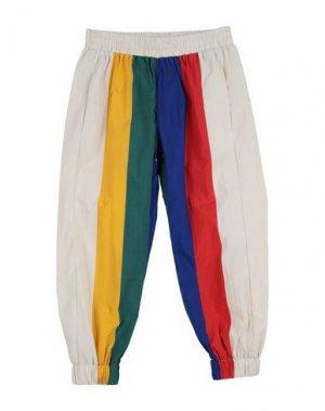Повседневные брюки BOBO CHOSES. Цвет: светло-серый