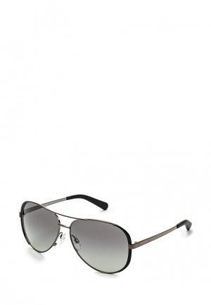 Очки солнцезащитные Michael Kors MK5004 101311. Цвет: серый