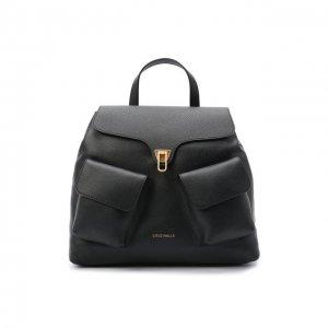 Рюкзак Beat Soft medium Coccinelle. Цвет: чёрный