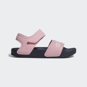 Сандалии Adilette Performance adidas. Цвет: белый