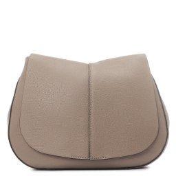 Сумка 6036 коричнево-серый GIANNI CHIARINI