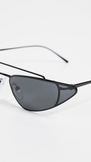 Ultravox Cateye Sunglasses Prada