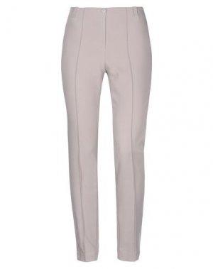 Повседневные брюки BASLER. Цвет: светло-серый