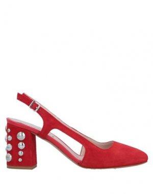 Туфли FORMENTINI. Цвет: красный