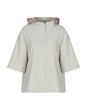 Куртка PEOPLE OF SHIBUYA. Цвет: светло-серый