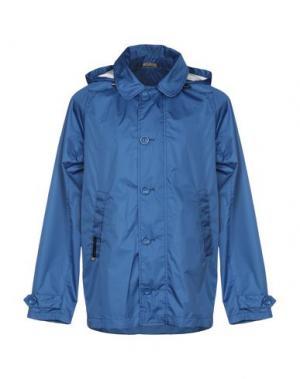 Куртка HENRI LLOYD. Цвет: синий