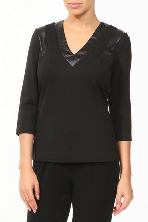 Блуза Lissa. Цвет: черный