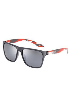 Солнцезащитные очки Puma. Цвет: 004