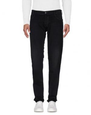 Джинсовые брюки JAPAN RAGS. Цвет: черный