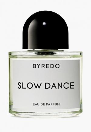 Парфюмерная вода Byredo Slow Dance 50 ml. Цвет: прозрачный