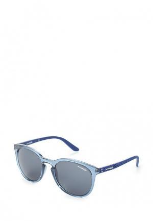 Очки солнцезащитные Arnette AN4241 251287. Цвет: синий