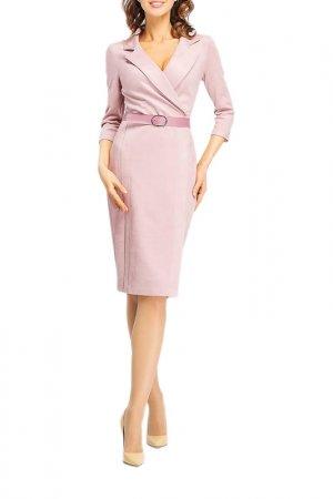 Платье Giulia Rossi. Цвет: пудровый
