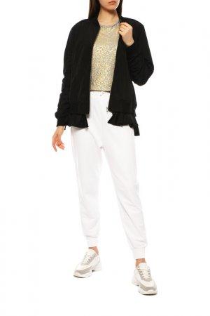Куртка-бомбер Clu. Цвет: черный black