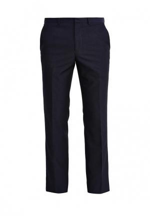 Брюки Burton Menswear London. Цвет: синий