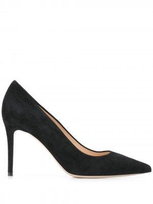 Туфли-лодочки Camoscio Deimille. Цвет: черный