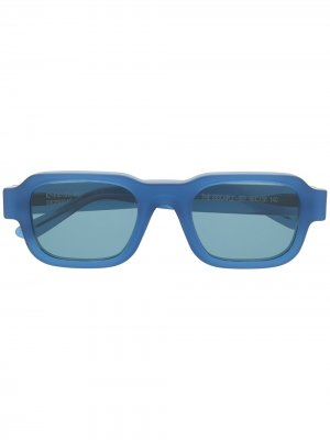 Солнцезащитные очки Isolar Thierry Lasry. Цвет: синий