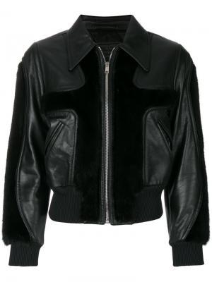 Куртка-бомбер Prada. Цвет: none