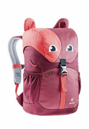 Рюкзак Deuter 2020 Kikki Cardinal/Maron. Цвет: бордовый
