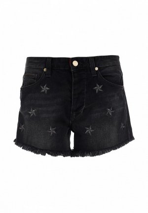 Шорты джинсовые 55DSL DS001EWAGU40. Цвет: черный