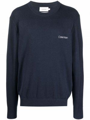 Pullovers Calvin Klein. Цвет: синий
