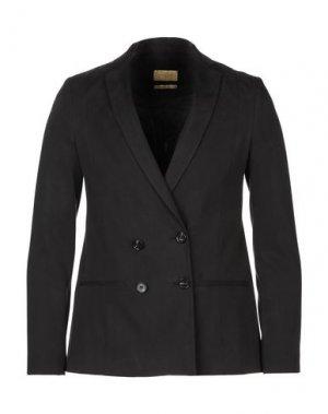 Пиджак FIVEUNITS. Цвет: черный