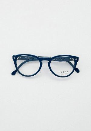 Оправа Vogue® Eyewear VO5382 2484. Цвет: синий