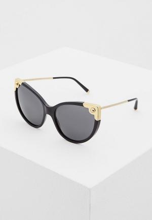 Очки солнцезащитные Dolce&Gabbana DG4337 501/87. Цвет: черный